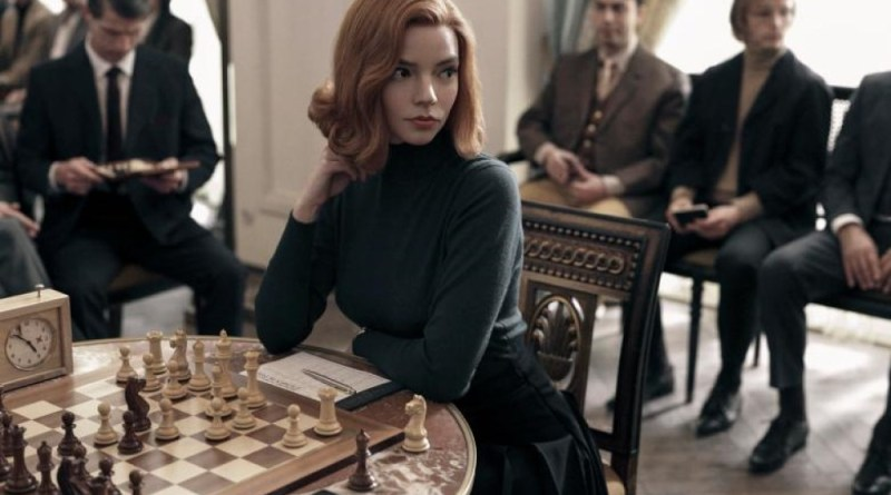 The Queen's Gambit teaser: putting Anya Taylor-Joy in check
