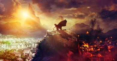 Netflix anime series Dragons Dogma season 1