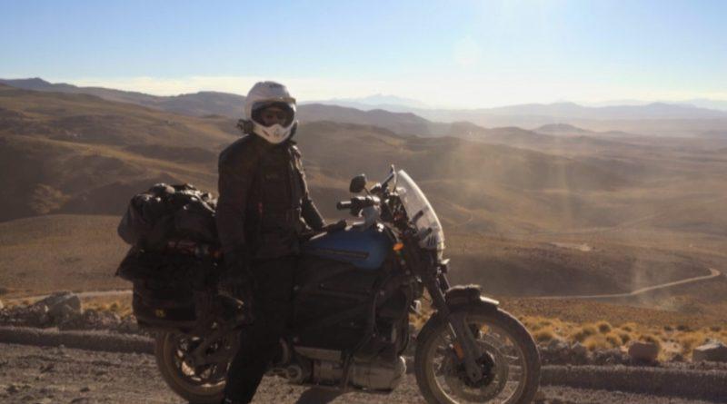 Apple TV+ series Long Way Up season 1, episode 5 - Atacama Desert Into Bolivia