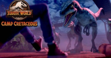 Netflix series Jurassic World: Camp Cretaceous season 1, episode 4 - Things Fall Apart