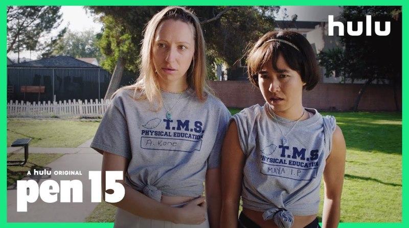 Hulu series PEN15 season 2, episode 3 - Vendy Wiccanny