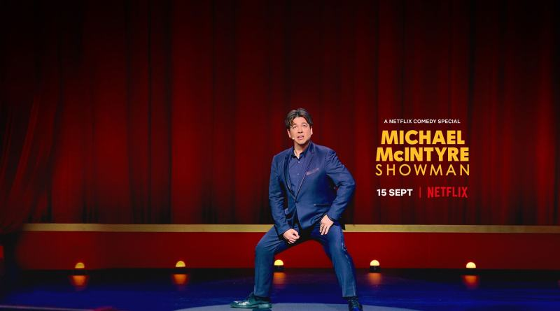 Netflix stand-up special Michael McIntyre: Showman
