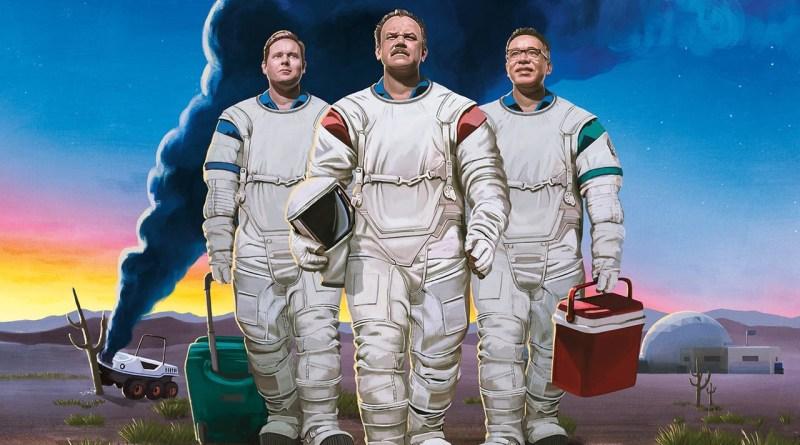 "Moonbase 8 season 1, episode 3 recap - ""Quarantine"""