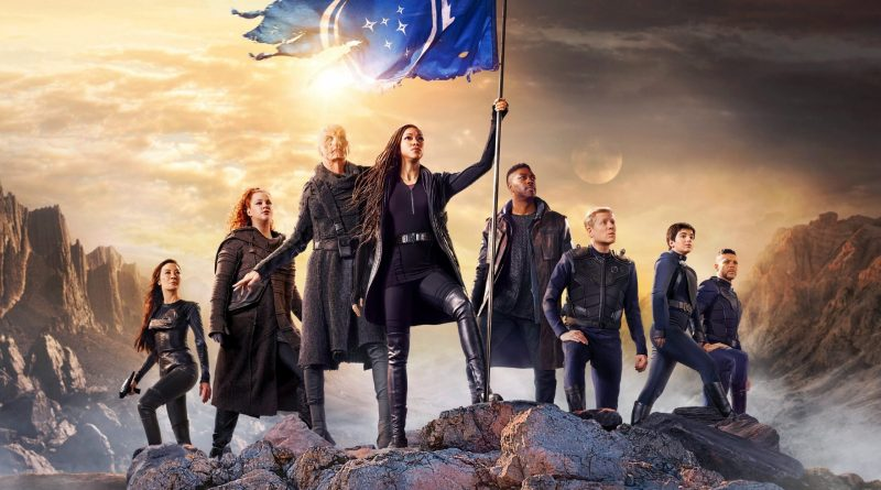 "Star Trek: Discovery season 3, episode 7 recap - ""Unification III"""