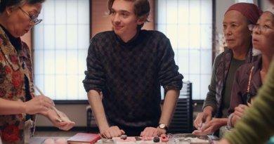 Netflix series Dash & Lily season 1, episode 5 - Sofia & Edgar