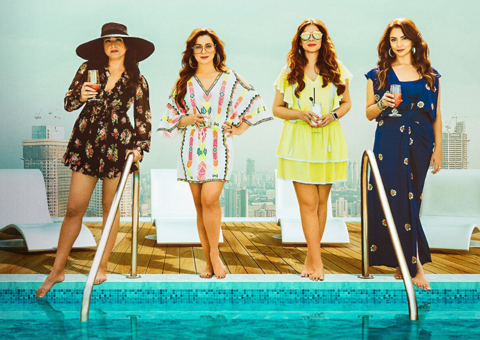 Fabulous Lives of Bollywood Wives review – yet more trash TV on Netflix