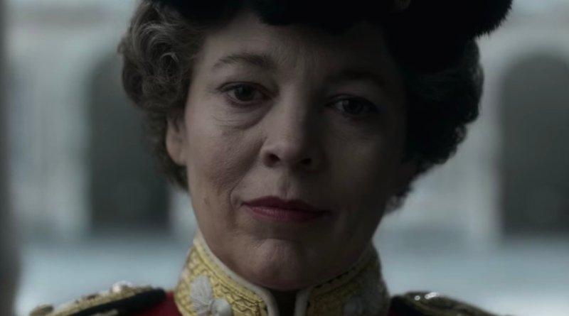 Netflix series The Crown season 4, episode 1 - Gold Stick
