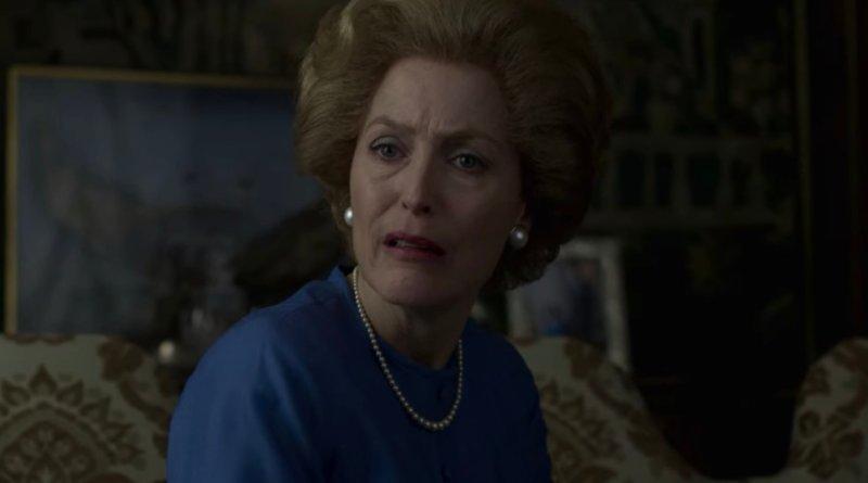 Netflix series The Crown season 4, episode 2 - The Balmoral Test