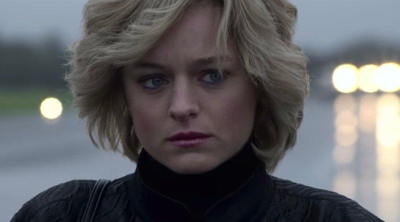 Netflix series The Crown season 4, episode 9 - Avalanche