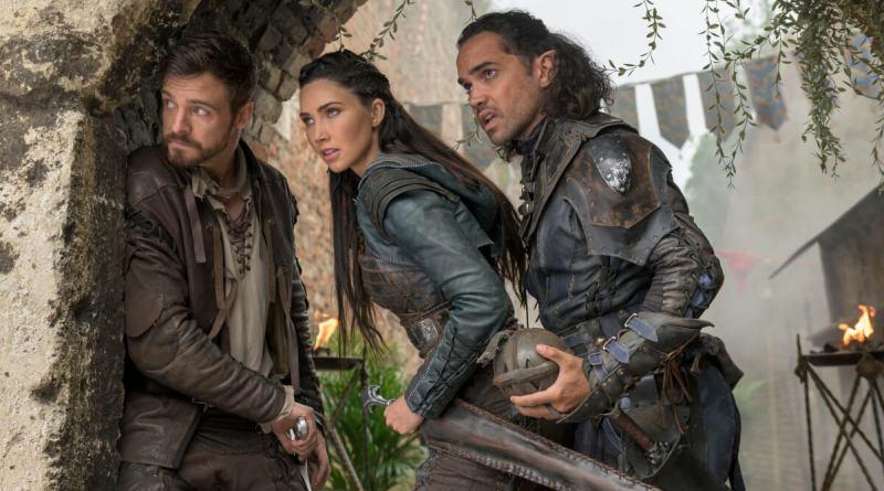 """The Outpost season 3, episode 7 recap - """"Go Ahead and Run"""""""