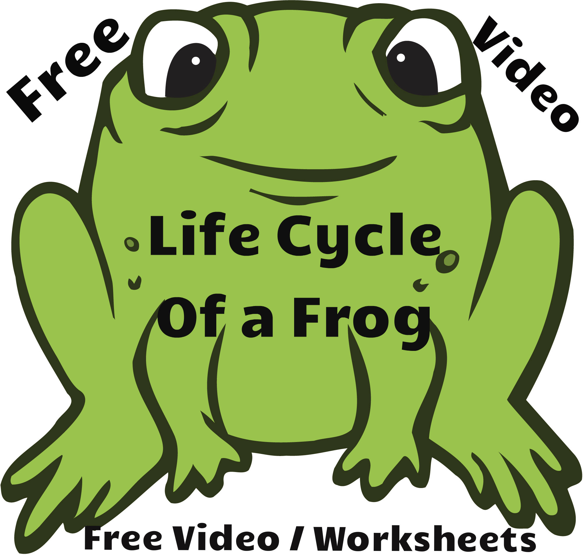 frog and toad venn diagram car electrical wiring diagrams life cycle craft coloring pages