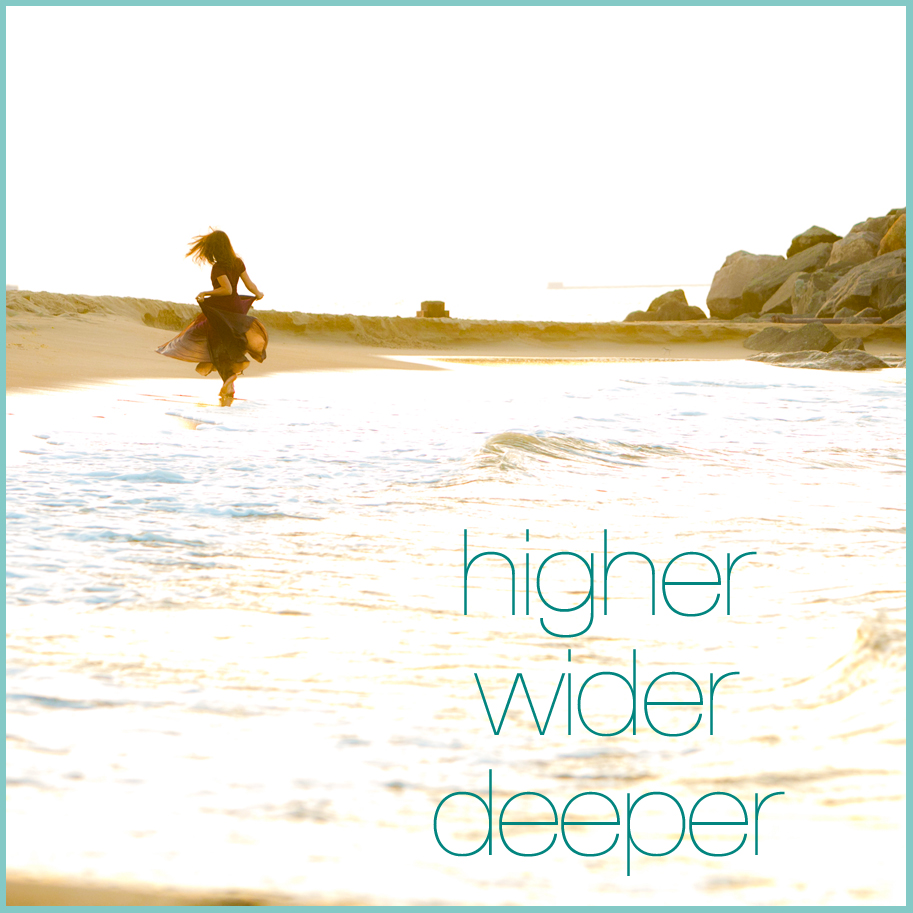 31Days Higher Wider Deeper
