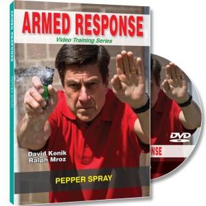 Armed Response Series - Pepper Spray-0