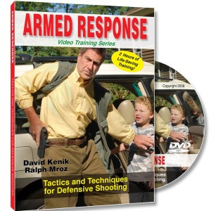 Armed Response Series - Tactics & Techniques for Self-Defense-0