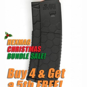 SOLD OUT! - HexMag 30 Round AR-15 Magazine-0