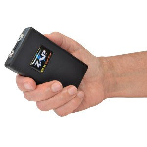 Zap Stun Gun, Black - 950,000 volts with Case & Batteries - ZAP950-0