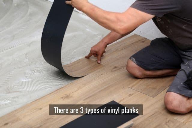 how to install vinyl plank flooring on