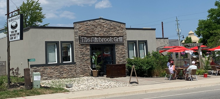 Binbrook Glanbrook Binbrook Grill 1 - Exploring Glanbrook ~ One Neighbourhood at a time ~ Binbrook