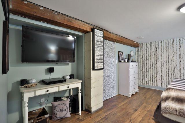 hamilton 258 east 18th bedroom basement 1024x683 - Recently SOLD Central Hamilton Mountain