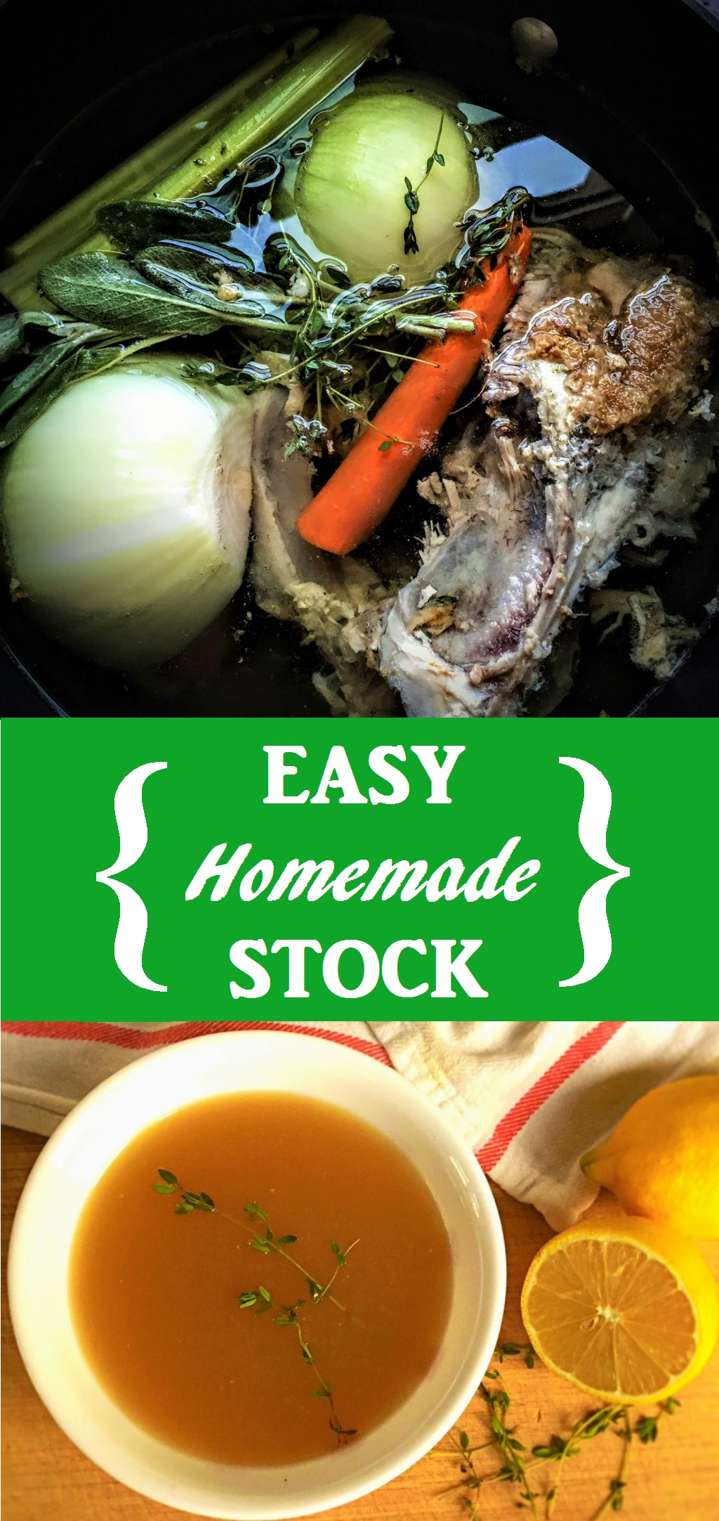 Homemade stock