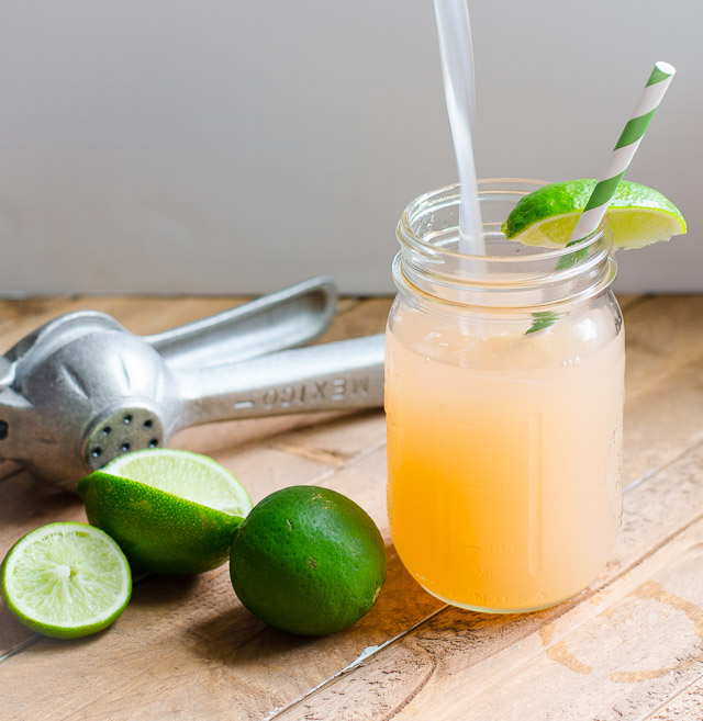 This easy grapefruit margarita recipe is a little sweet, a little tart, and altogether way too smooth.