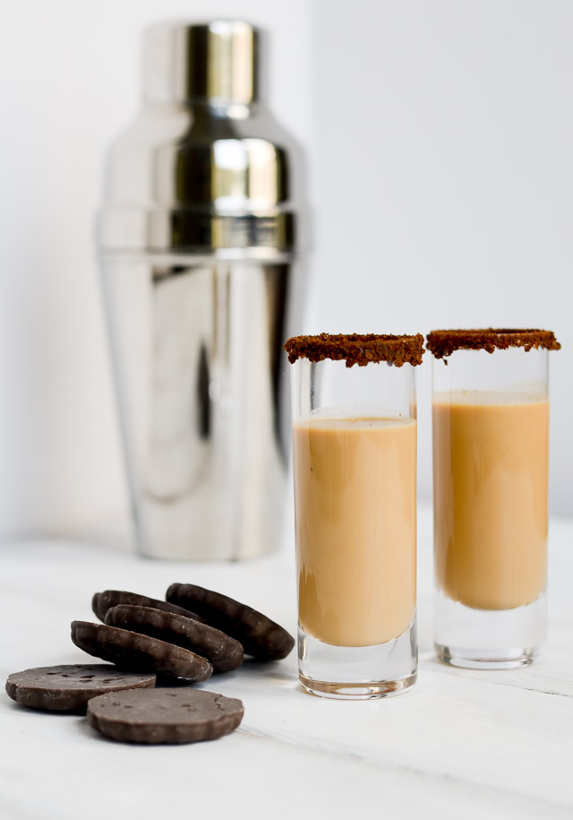 Thin Mint Shooters