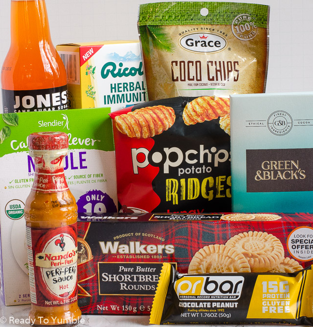 What goodies do we have in store this month from our friends at Degustabox? Let's find out!