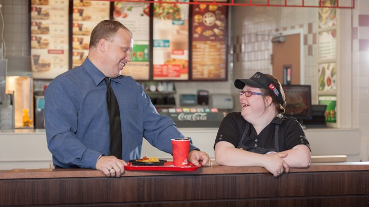 Wendy's Inclusive Hires Demonstrate A Zero Percent