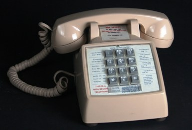 White House non-secure telephone