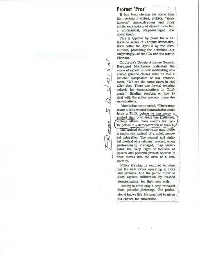 Box 1967-41 Folder Education - Colleges_ State_ and Special Schools - March 3 of 7_Page_2