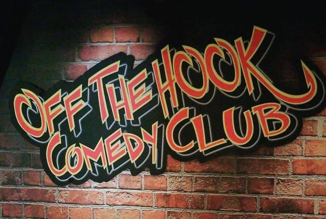 Off The Hook Comedy Club in Naples Florida