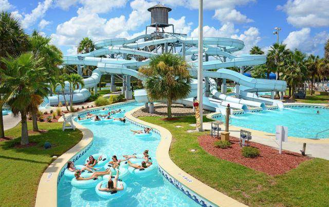 Naples Sun N Fun Lagoon Waterpark