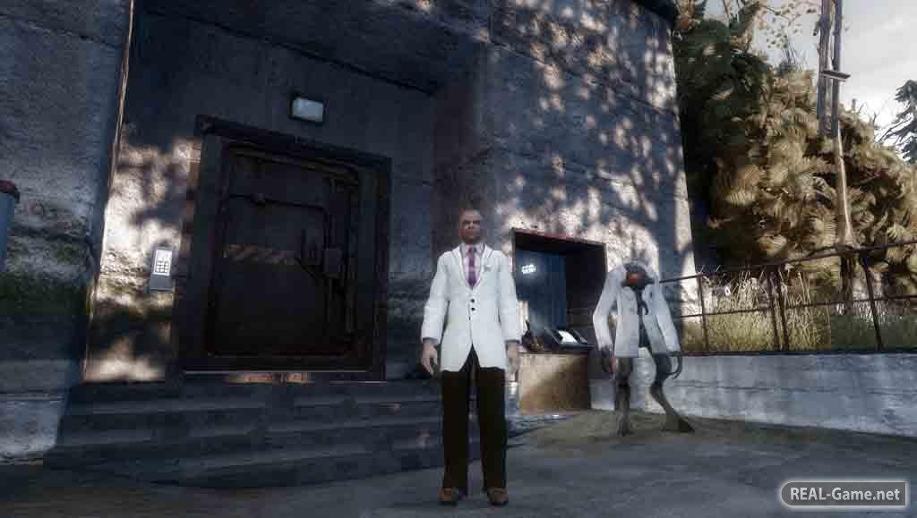 Игра Half-Life 2: FakeFactory Cinematic Mod Скачать Торрент Бесплатно на Компьютер