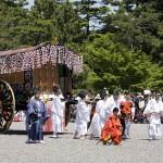 2015年 葵祭の日程・行列のコースや見どころガイド