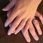 ペアリング 婚約指輪 結婚指輪 3種類の違いってなに?