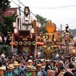 2015年 佐原の大祭の夏祭り 日程と見どころ情報