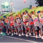2015年 渋川へそ祭り 交通規制と周辺駐車場情報