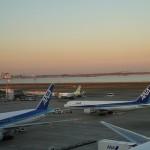 2016年 初日の出を羽田空港展望デッキから見よう! 実は穴場で混雑してない!