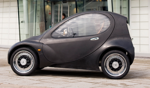 The Future of Mobility