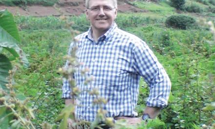 Lessons in Rwanda inspire innovation in Scotland