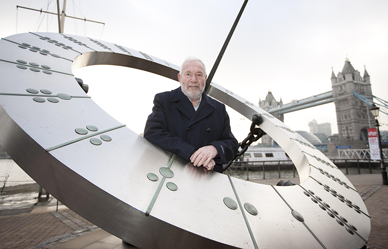 Sailing Legend Nurtures New Captains Of Industry