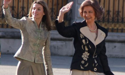 Queen Letizia of Spain: Trying Too Hard To Be Perfect?