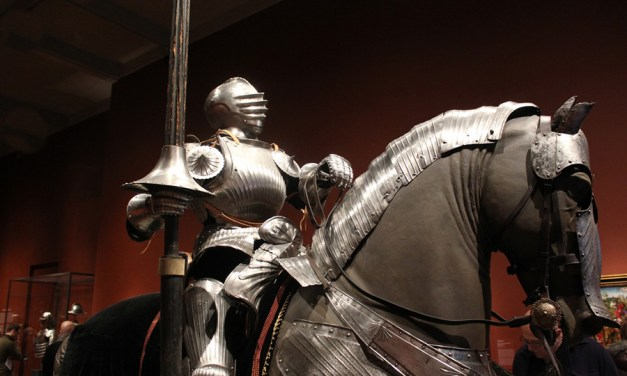 Want To Lead? Surrender Your Armor