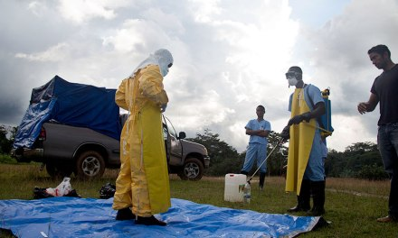 The Organization Working At Ebola's Ground Zero