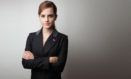 Emma Watson, Actress, gender activist