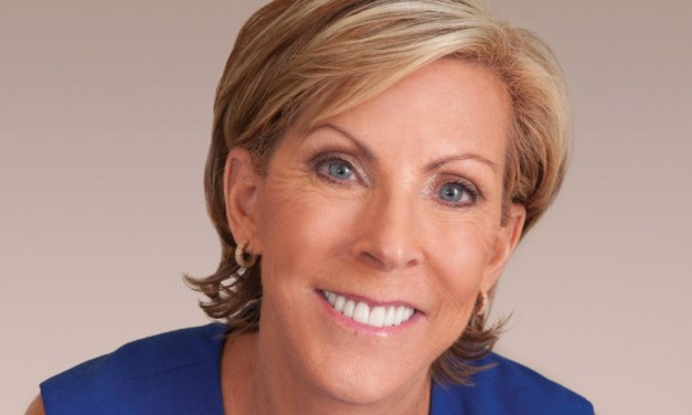 Kathy Giusti, CEO, Multiple Myeloma Research Foundation