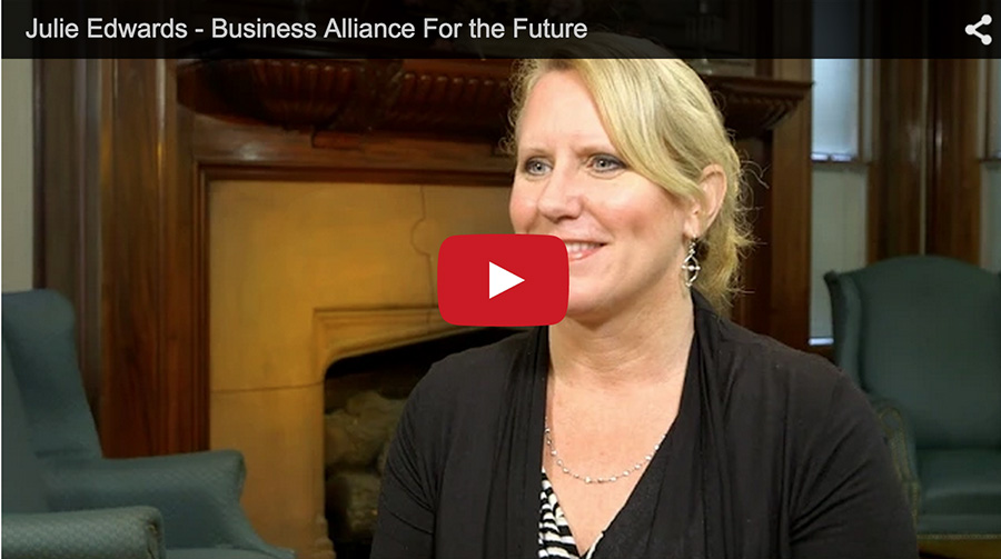 Julie Edwards On Sustainable Business