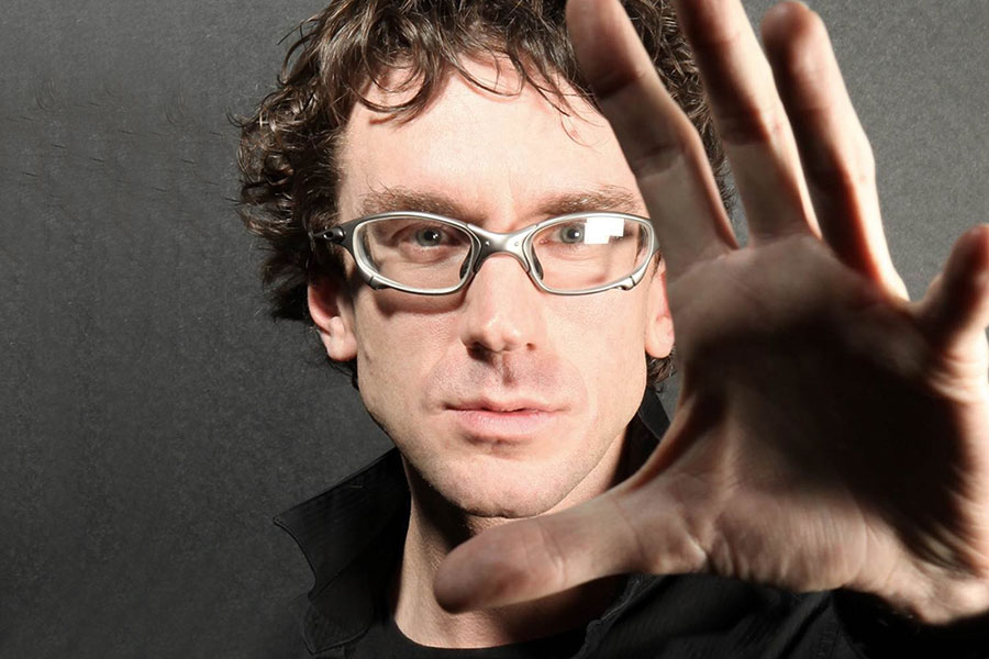 An Interview With a Hacker, Futurist, Inventor and Badass