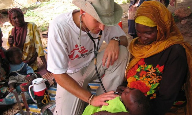 Doctors Without Borders: Silence Must Not Be Confused With Neutrality