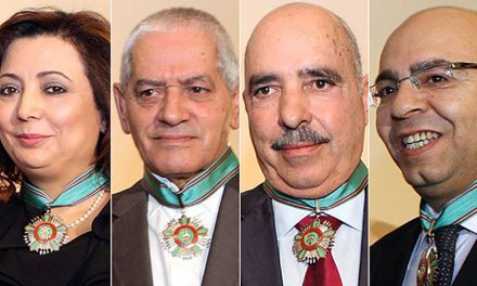 Arab Spring Gets A Boost With 2015 Nobel Peace Prize